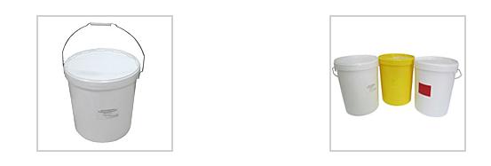 Контейнер (бак) одноразовый и многоразовый, емкость 21,0 л