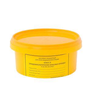 Ёмкость-контейнер для сбора органических отходов 0,5 л