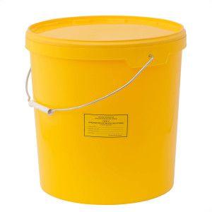 Ёмкость-контейнер для сбора органических отходов 21,0 л.
