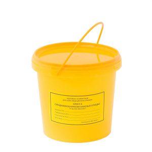 Ёмкость-контейнер для сбора органических отходов 2,5л.