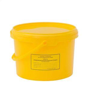 Ёмкость-контейнер для сбора органических отходов 3,0 л.